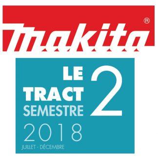 MAKITA LE TRACT 2 - 2018