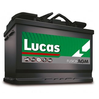BATTERIES LUCAS