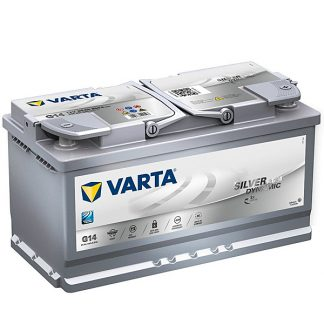 BATTERIES VARTA