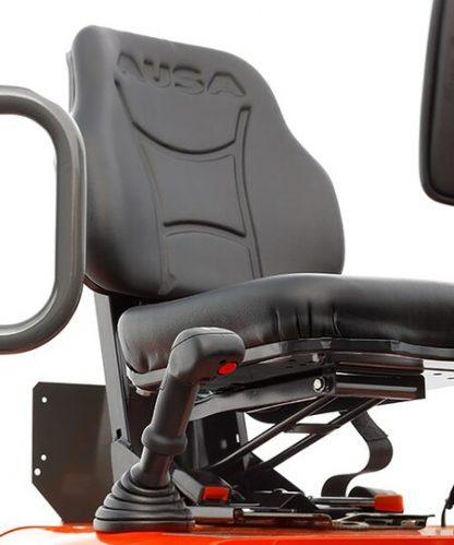Dumper AUSA D150AHG fauteuil